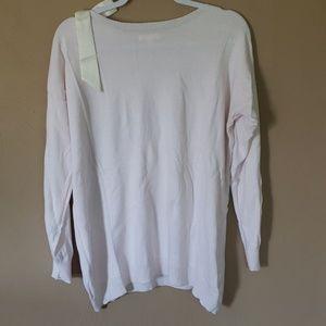 LC Lauren Conrad Sweaters - Lauren Conrad pink sweater